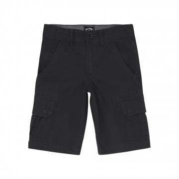 Billabong Boys Scheme Cargo Walkshorts Charcoal