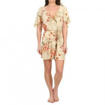 Billabong Fine Flutter Dress Pistachio
