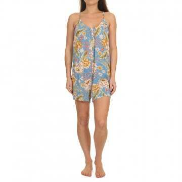 Billabong Del Sur Playsuit French Blue