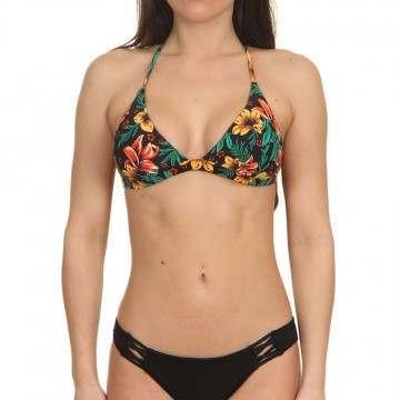 Billabong Crossed Back Tri Bikini Top Hawaii