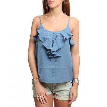 BILLABONG FLAVIA CAMI Vivid Blue