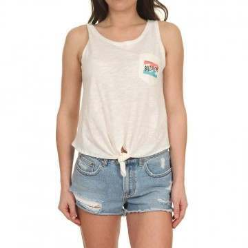 Billabong Summer Only Top Salt Crystal