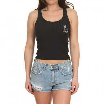 Billabong Cut Off Tank Black