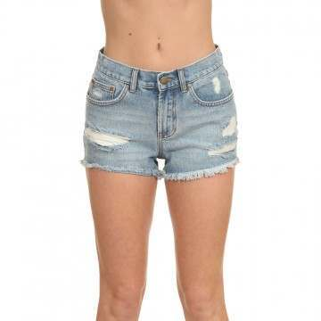 Billabong Drift Away Denim Shorts Indigo Rinse