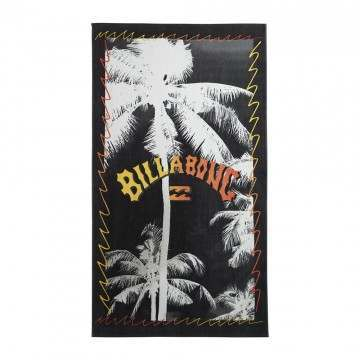 Billabong Crash Towel Black