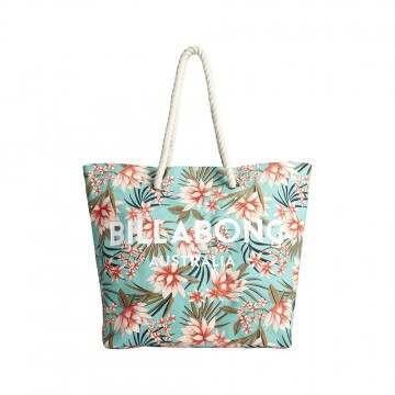 Billabong Essential Beach Bag Seafoam