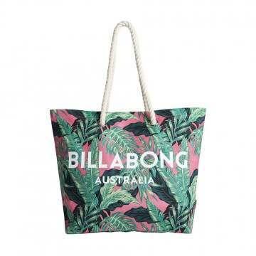 Billabong Essential Beach Bag Magenta