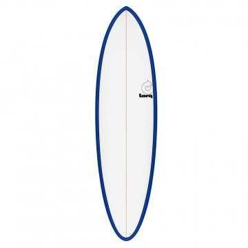 Torq Mod Fun Surfboard 6FT 8 Navy Pinline