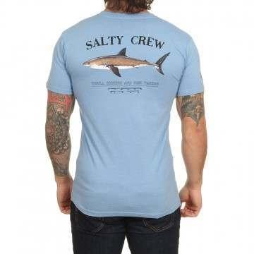 Salty Crew Bruce Tee Light Blue