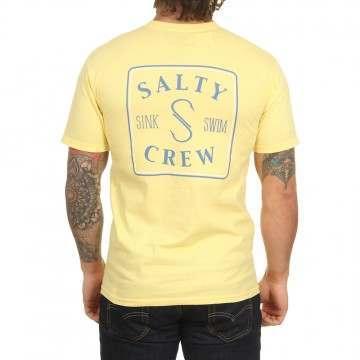 Salty Crew Squared Tee Banana