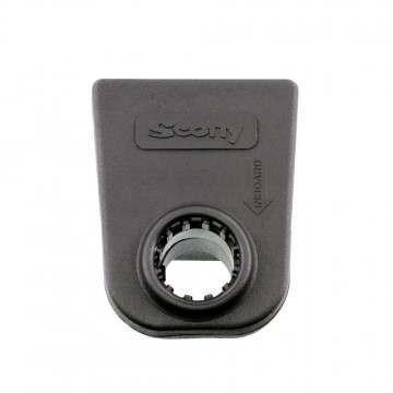 Scotty 245 Round Rail Mount Adapter