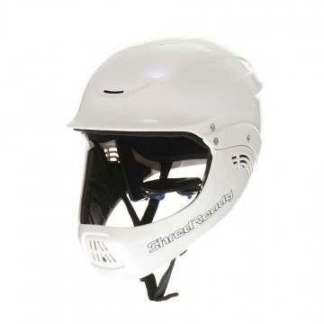 Shred Ready Standard Full Face Helmet White