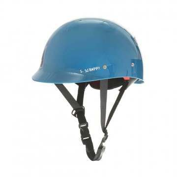 Shred Ready Super Scrappy Helmet Blue