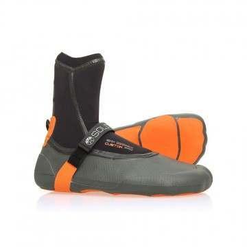 Solite 6MM Custom Pro Moldable Wetsuit Boots Orange