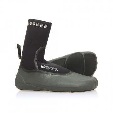 Solite 6MM Custom Moldable Wetsuit Boots Black