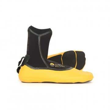 Solite 3MM Custom Moldable Wetsuit Boots Yellow