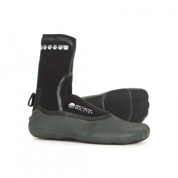 Solite 3MM Custom Moldable Wetsuit Boots Black