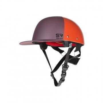 Shred Ready Zeta Kayak Helmet Red
