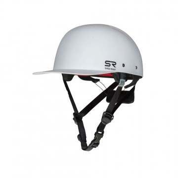 Shred Ready Zeta Kayak Helmet White