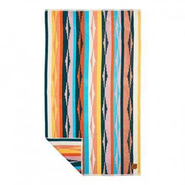 Slowtide Duvall Large Beach Towel Multi