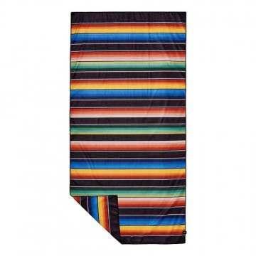 Slowtide Joaquin Travel Towel Black