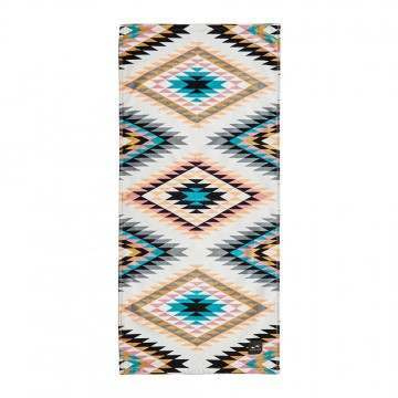 Slowtide Black Hills Beach Towel Off White