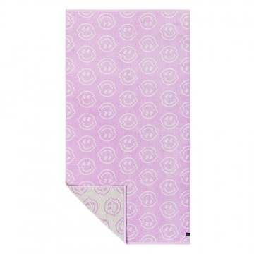 Slowtide Sydney Towel Purple