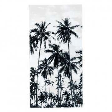 Slowtide Hina Beach Towel White