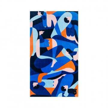 Slowtide Crux Towel Blue