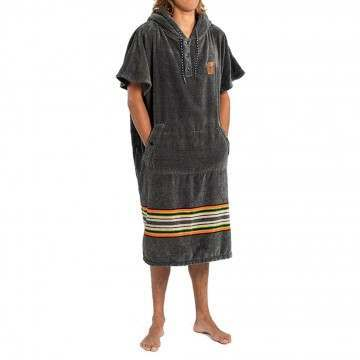 Slowtide Ranger Poncho Changing Towel Grey