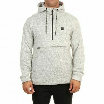 Billabong Boundary Hoody Grey Heather