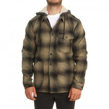 Billabong Furnace Bonded Shirt Jacket Military