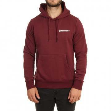 Element Blazin Chest Hoody Vintage Red