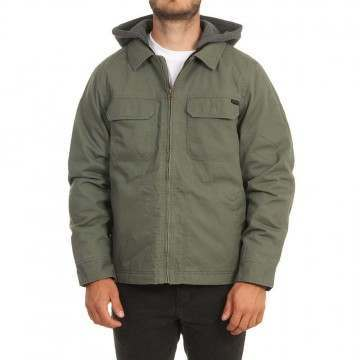 Billabong Barlow Twill Jacket Pine