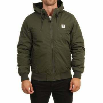 Element Dulcey Jacket Forest Night