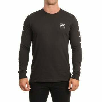 Billabong Unity Long Sleeve Tee Black