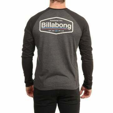 Billabong Montana Long Sleeve Tee Black