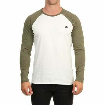 Element Blunt Long Sleeve Tee Army