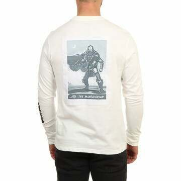 Element x Star Wars Warrior L/S Top Off White