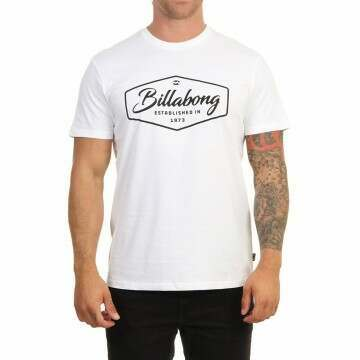 Billabong Trademark Tee White