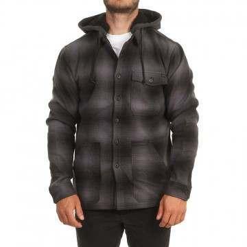 Billabong Furnace Bonded Shirt Jacket Black