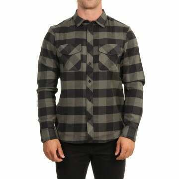Element Tacoma Shirt Army