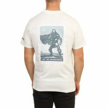 Element x Star Wars Warrior Tee Off White