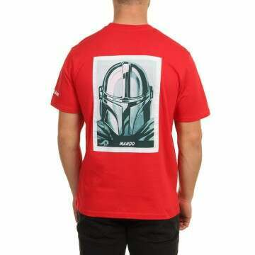 Element x Star Wars Mando Tee Fire Red