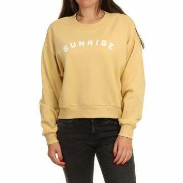 Billabong Be Mindful Crew Pale Yellow