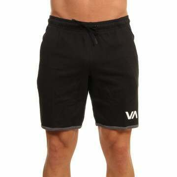 RVCA Sports Short IV Shorts Black