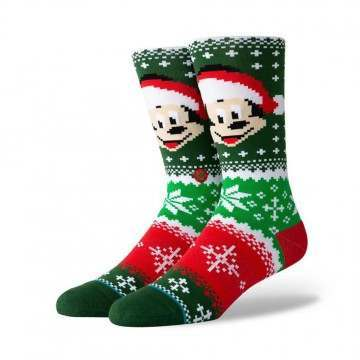 Stance Mickey Claus Socks Multi
