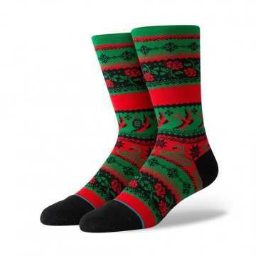 Stance Stocking Stuffer Crew Socks Green