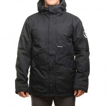 Volcom Fifty Fifty Insulated Snow Jacket Black