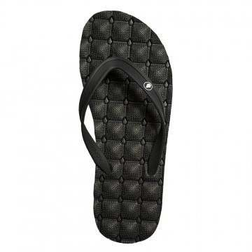 Volcom Recliner Rubber 2 Sandals Black
